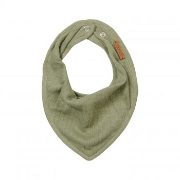 Little Dutch Bandana - Halstuch - Pure Olive TE50130111 Lätzchen