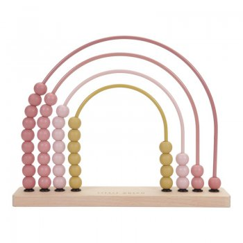 Little Dutch Regenbogen-Abacus pink LD7031 NEUHEIT 2021