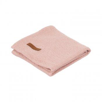Little Dutch Musselin Swaddle Tuch Pucktuch Pure rosa 120x120 cm TE50430150