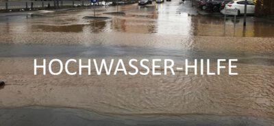 Hochwasser in Büdingen