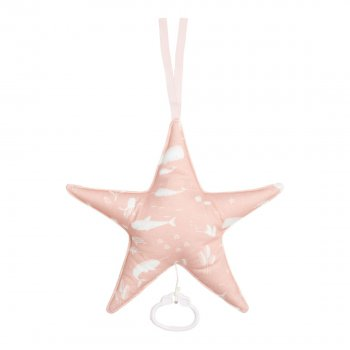 Little Dutch Spieluhr Stern Ocean Rosa aus der Ozean Kollektion Melodie somewhere over the rainbow TE20320650